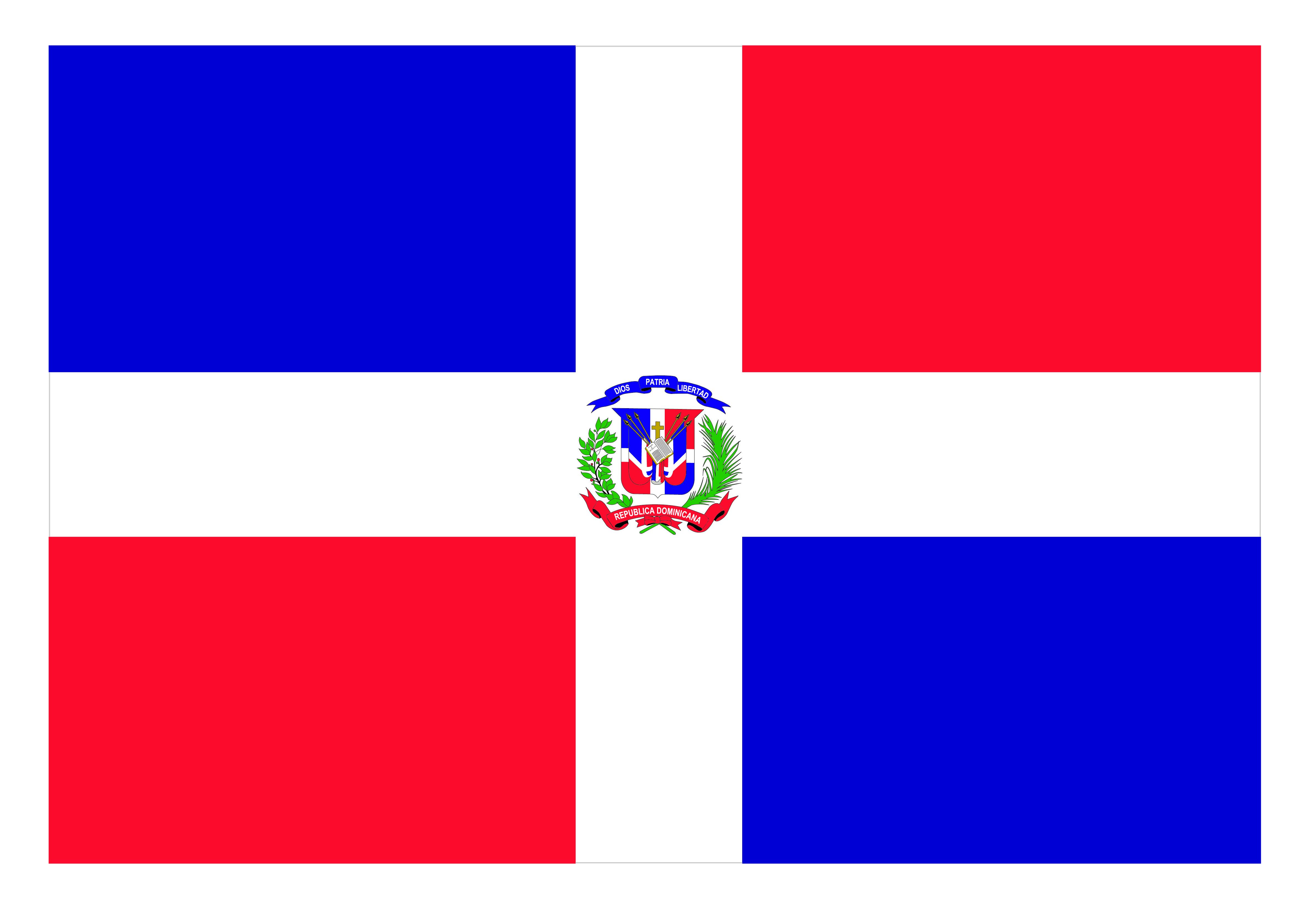 La bandera dominicana antonio g mez pe a - Fotos banera ...