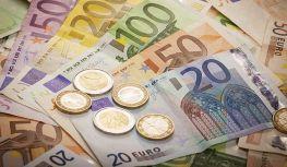 euro-banknotes pagos