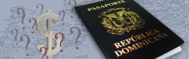 Passport dominicano articulo
